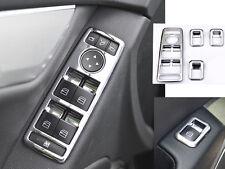 Mercedes W246 B Class W176 A Class W117 CLA W166 ML GL Chrome Switch Surrounds