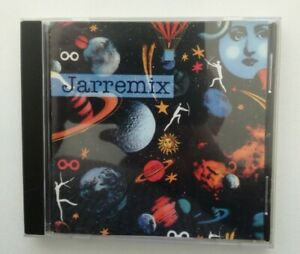Jarremix cd by Jean Michel Jarre