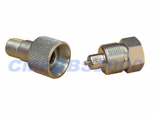 Hydraulic Hose Quick Fit Connectors - Press Porta Power Hoses Nipple Connector