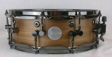 Click Drums 5x14 10ply Maple + 1ply Walnut Snare Drum