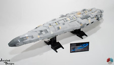 UCS LEGO Star Wars Rebel Alliance MC80a Home One Cruiser MOC INSTRUCTIONS ONLY