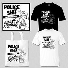 POLICE SHIT / EINHORN KRIEGER - SAVE THE PUNK BUNDLE Limited 2019 Punkrock Oi