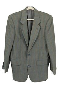 Nwt Panhandle Slim Sport Coat Blazer Size 40 R Multicolor Western Notched Collar