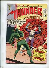 THUNDER AGENTS #2 (7.0) WALLY WOOD CLASSIC!