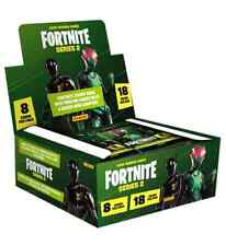 More details for panini fortnite series 2 trading cards - hobby box with 18 packs (in hand in uk)