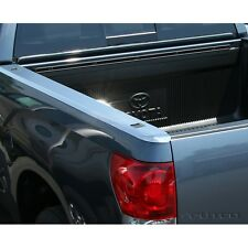 Putco 07-13 Toyota Tundra - Short Bed Stainless Steel Skins (Holes) 59595