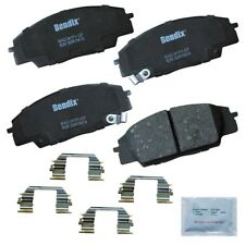 Disc Brake Pad Set fits 2000-2011 Honda Civic S2000  BENDIX PREMIUM COPPER FREE