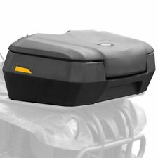 Deluxe Hard-Sided ATV Front Cargo Box for Gear Storage