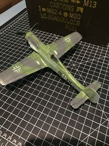 Expert Built Dragon 1/48 Ta-152C-0 1945 era Luftwaffe Fighter Interceptor.