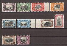 ST HELENA 1934 SG 114/23 MNH Cat £425