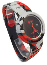 HIP HOP OROLOGIO UOMO DONNA COLORATO VINTAGE NUOVO WATCH MAN WOMAN FRUIT PUNCH