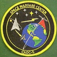US Air Force Space Warfare Center Patch