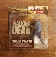 The Walking Dead Series 2 Action Figure - Shane Walsh BRAND NEW - McFarlane Toys
