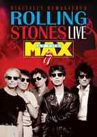 THE ROLLING STONES Live At The Max DVD BRAND NEW NTSC Region 0