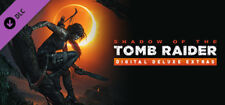 Shadow of the Tomb Raider - Deluxe Extras PC Steam No Key Code Global Multi
