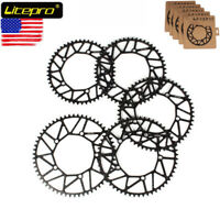Litepro 130BCD Hollow Road Floding Bike Chainring Narrow Wide Chainwheel 50-58t