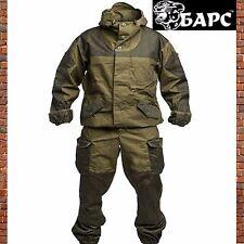 "Authentic GORKA 3 ""BARS"" RUSSIAN UNIFORM,Army combat uniform Military style suit"