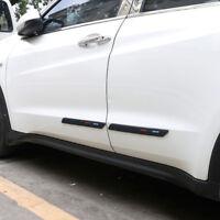 Paar Gummipuffer Stoßstange Eckenschutz Kantenschutz -Auto-Dekoration-Streifen