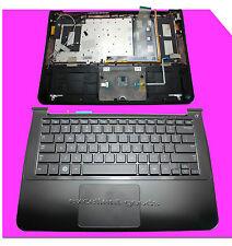 NEW Samsung NP900X3A 900X3A BOTTOM Case Palmrest Frame Touchpad W/ US KEYBOARD