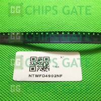 8PCS NTMFD4902NF DFN-8 ON