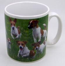 AD-JR59MG Jack Russell Puppy Dog Coffee//Tea Mug Christmas Stocking Filler Gift