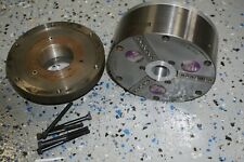 MicroCentric 6-120-3 Three Jaw Lathe Chuck with self contained air cylinder