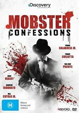 Mobster Confessions (DVD, 2015)