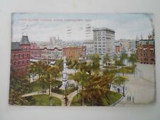 OHIO, YOUNGSTOWN, Public Square Looking North  Franked+Stamped 1909 §B127