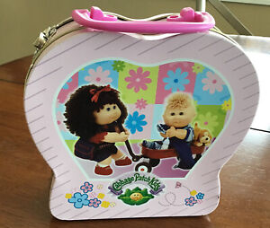 Cabbage Patch Kids 100 Piece Puzzle 2005 With Metal Carrying Case