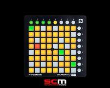 NOVATION LAUNCHPAD MINI MKII USB DJ MIDI CONTROLLER FOR IPAD +ABLETON LIVE SWARE