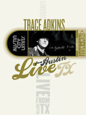 Trace Adkins: Live from Austin, TX DVD (2015) Trace Adkins cert E ***NEW***