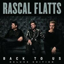 Rascal Flatts - Back To Us - Deluxe Edition (NEW CD)