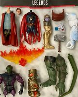 Marvel Legends BAF Demogoblin Glider Fat Bro Thor Armored Thanos Head - UPICK!!