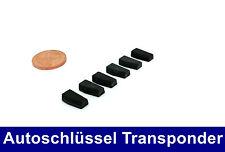 clés de voiture transpondeur pour Opel VW Compatible id33&t5 immobilisateur PUCE
