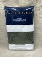 Ralph Lauren Landon Standard Pillow Sham