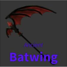 *READ DESC!!* Murder Mystery 2 (MM2)   Batwing (Ancient)   ROBLOX Virtual Item
