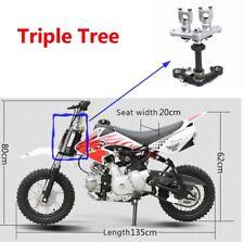 Dirt Pit Bike Triple Tree Clamps 50cc 70cc 90cc 110cc Dirt Bikes Fit 90B Fork