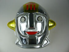 vintage Captain Future Capitaine Flam Grag Robot Mask - Toei Animation Japan