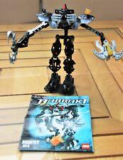 LEGO Bionicle Barrak1 ManTax 8919 Rare!