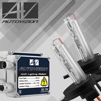 HID Xenon 55W Headlight Conversion KIT H1/H3/H4/H7/H8/H9/11/9005/9006 Bulbs Kit