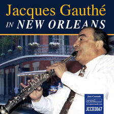 Jacques Gauthé : In New Orleans CD (2018) ***NEW*** FREE Shipping, Save £s