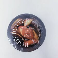 The Body Shop Nut Body Butter 50ml New