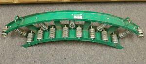 """Greenlee 20249R Right Angle Rollers 24"""" *USED* LOCAL PICKUP NJ"""