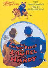 LAUREL AND HARDY - FURTHER PERILS - DVD - REGION 2 UK