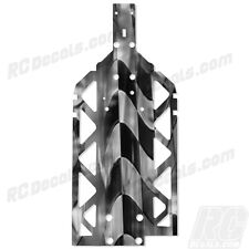 HPI BAJA 5B SS 5T 5SC Chassis Plate Protector Checkered 11247