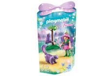 Playmobil Fairies 9140 Fairy Girl with Animal Friends MIB/New