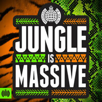 Various Artists : Jungle Is Massive CD 3 discs (2017) ***NEW*** Amazing Value