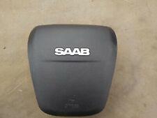 2010 2011 SAAB 9-5 DRIVER WHEEL AIR BAG (BLACK)