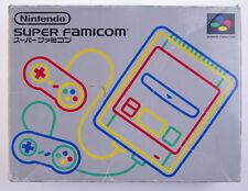 Super Famicom SFC Japanese Super NES, Controller, Box