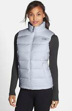 NWT THE NORTH FACE Nuptse 2 Quilted 700 Down Vest Jacket Size L Arctic Ice Blue